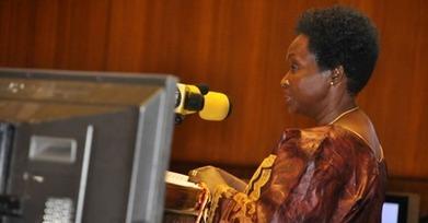 Maria Kiwanuka to present budget today « Radio Simba | 7-Day News Coverage of Uganda's National Budget 13-14 | Scoop.it