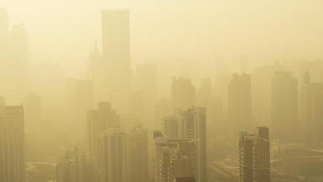 1 in 8 Deaths Globally Are Linked To Air Pollution | Alain Renaudin | Scoop.it