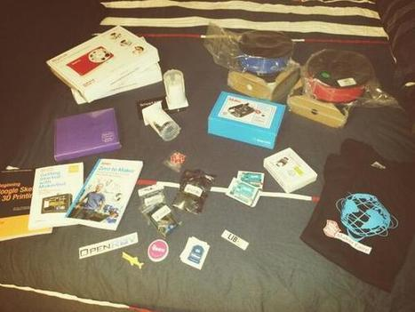Result of an Awesome #MakerFaire ... | Raspberry Pi | Scoop.it
