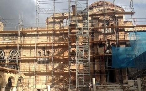 Ολοκληρώνεται η αποκατάσταση της Μονής Δαφνίου   Περί Ιστορίας   Scoop.it