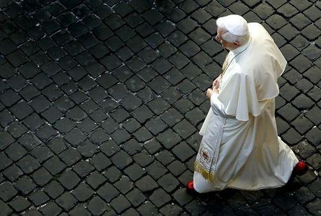 «Je dois reconnaître mon incapacité à exercer mon ministère...»   La démission du pape   Scoop.it
