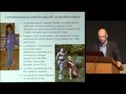 extrait Les grands principes de l apprentissage Stanislas Dehaene | L'eVeille | Scoop.it