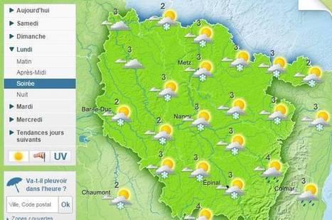 LOR'Actu.fr - En Lorraine, la neige devrait faire son retour dès lundi   Actualités générales   Scoop.it