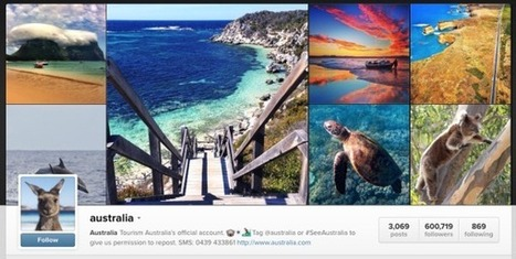 Tourism Marketing with Instagram | e-tourisme en agences de voyages | Scoop.it