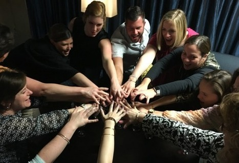 5 Musts for Epic Team Building | Events Management | Scoop.it