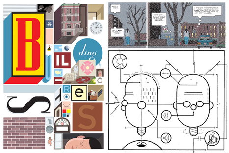 Cartoonist Chris Ware on outsider art, reading aloud and the Common Core | Choses à lire | Scoop.it