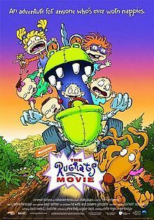 The Rugrats Movie | Nickelodeon and its Media Empire | Scoop.it