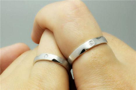 指輪刻印ペアリング ペア指輪 刻印無料 シルバーペアリング | ペアリング専門店ーJUERIY | Scoop.it
