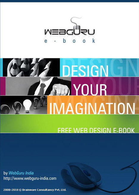 20 Free EBooks For Web Designers | web alive | Scoop.it