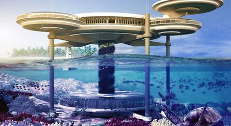 La construction d'un hôtel sous-marin expliquée aux enfants | Auto-apprentissage | Scoop.it
