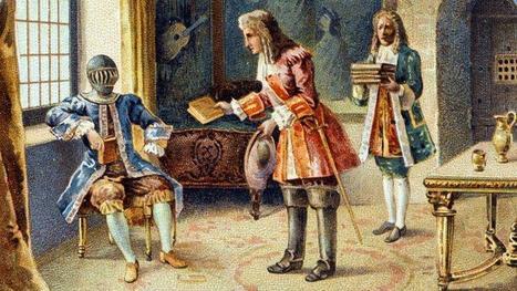 18 septembre 1698 : le masque de fer à la Bastille | Les énigmes de l'Histoire de France | Scoop.it