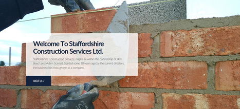 ABOUT STAFFORDSHIRE CONSTRUCTION   Lloyd  Butler   Scoop.it