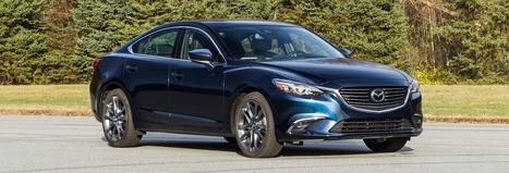 Stylish, Frugal 2017 Mazda6 Sedan   The Automotive View   Scoop.it