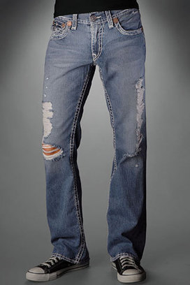 hot sale True Religion Jeans Men's Billy Super T Destroyed Cheap 5-7days arrival | Shiny True Religion Brand Jeans Outlet_wholesaletruereligion.us | Scoop.it