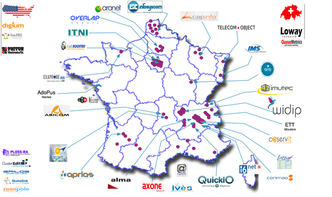 Partenaires | TelNowEdge | WWW Survey | Scoop.it