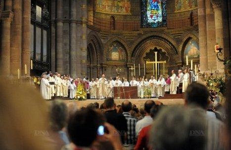 Millénaire de la cathédrale de Strasbourg : c'est parti | L'observateur du patrimoine | Scoop.it