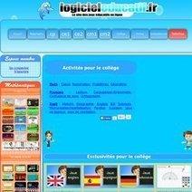 Mathématiques   Liseuses, tablettes et jeux videos   Scoop.it