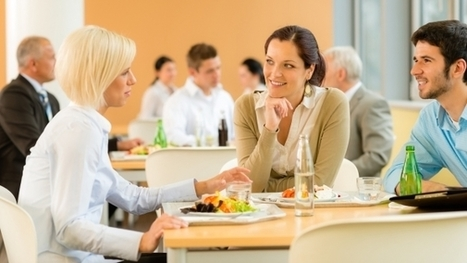 Survey shows demand for onsite dining options at workplaces | News for Decision Makers - Food-services & Restaurants | Scoop.it