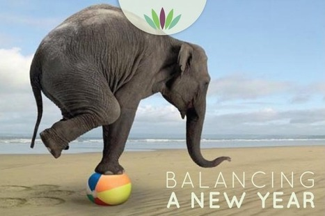 Balancing a New Year - Liveto110.com | Healthy Lifestyle | Scoop.it