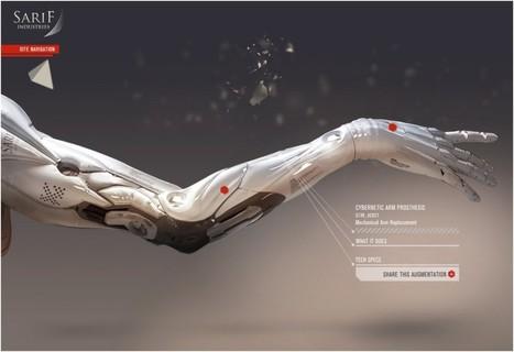 Des muscles artificiels utilisant de la vapeur d'eau comme source d'énergie | {niKo[piK]} | Cbodeco.com - Boutique Festive | Scoop.it