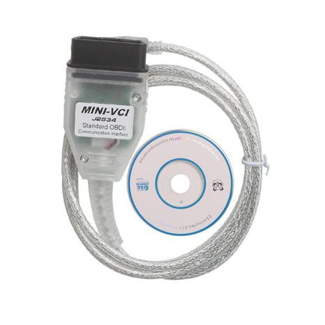 MINI VCI FOR TOYOTA TIS Techstream 2014.V8.30.002 Single Cable | xcardiag obd2 | Scoop.it