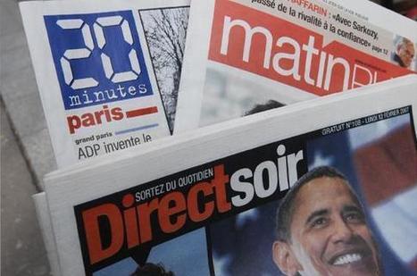 Les trois grands quotidiens gratuits dans le rouge en 2013 | DocPresseESJ | Scoop.it