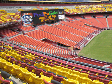 Are Coke and FedEx Worried About Sponsoring the Redskins? - Mother Jones | Sponsorship | Scoop.it