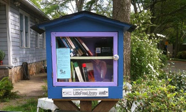 Little Free Library: Books for Everyone! | This Gives Me Hope | Scoop.it