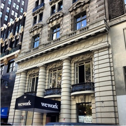 The $10B Real Estate Class: Lessons from the case of WeWork | Corporate Real Estate Matters | Scoop.it