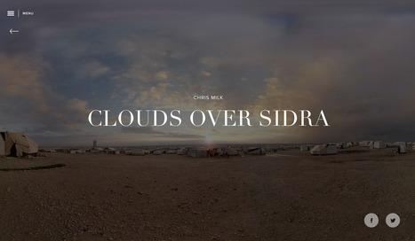Clouds over Sidra | Interactive & Immersive Journalism | Scoop.it