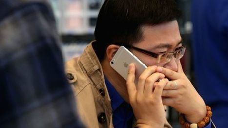 China rules against Apple over iPhone patent claim - BBC News | China: Pre-U Economics | Scoop.it
