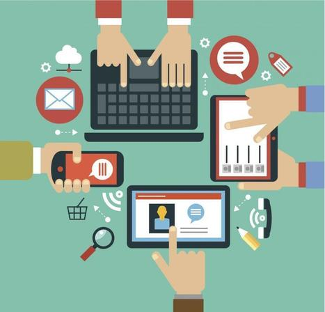 Colleges Expand into Mobile Content Management   Education and Cultural Change   Scoop.it