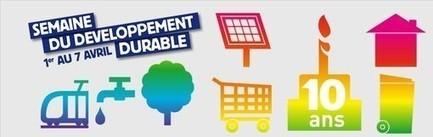 10 évènements pour fêter la Semaine du développement durable   Seniors   Scoop.it