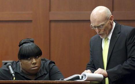 My Star Witness Is Black: Rachel Jeantel's Testimony Makes Trayvon a Show Trial | A Review for Thaworldsbestwireless | Scoop.it