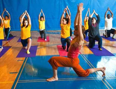 Yoga shows psychological benefits for high-school students | Stress relief techniques | Scoop.it