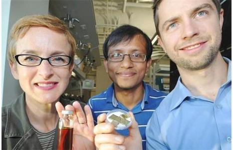 Nanoparticle Solar Cells May Drive Down Price of Solar Cells | Tracking the Future | Scoop.it