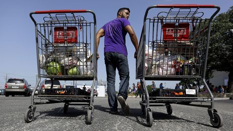 Hunger in America: 1 in 7 rely on food banks - USA TODAY | Sustainable Nutrition | Scoop.it
