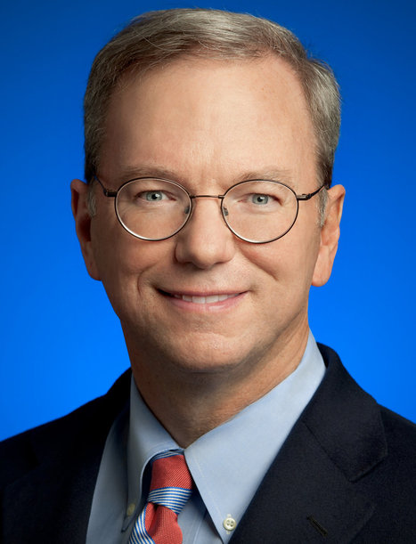 'The New Digital Age,' by Eric Schmidt and Jared Cohen | Implications of Big Data | Scoop.it