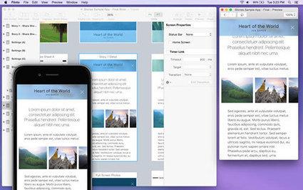 Flinto für Mac: Mit wenigen Klicks zum App-Prototypen | Medien, ICT & Schule | Scoop.it