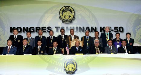 FAM's Newly Elected Exco | Malaysia sport | Scoop.it