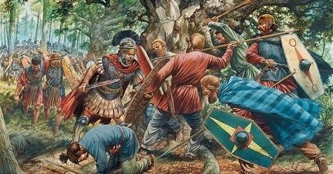 Teutoburgo, Arminio contra Roma | LVDVS CHIRONIS 3.0 | Scoop.it