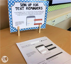 The Brown-Bag Teacher: Open House Stations | Cool School Ideas | Scoop.it