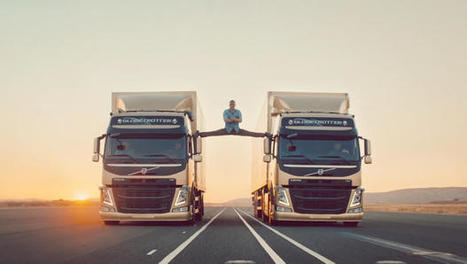 Jean-Claude Van Damme Does The Splits Between Two Volvo Trucks And It's Spectacular | Real Estate Plus+ Daily News | Scoop.it