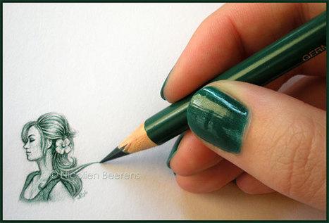 Analog Art| Noupe | ZipMinis: Science of Blogging | Scoop.it