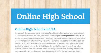 Online High School | Online High School courses | Scoop.it