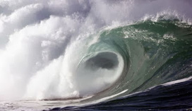 Green For Earth: Wave Energy | GREEN ENERGY | Scoop.it