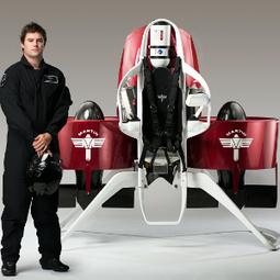 NZ jetpack gets flight permit - News24 | CarterNY | Scoop.it
