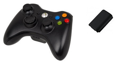 Qi wireless charger for Xbox 360 controller | Electronic Gadgets | Scoop.it