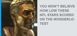 Huge List Of NFL Wonderlic Scores By Position | WTS | Sports Doc | Scoop.it