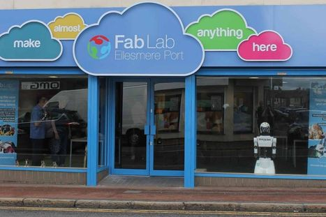 Lab drives trend in boutique manufacturing - ChesterChronicle.co.uk   co-lab   Scoop.it
